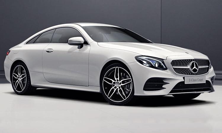 Mercedes-Benz E200 Coupé AMG Dynamic 2020
