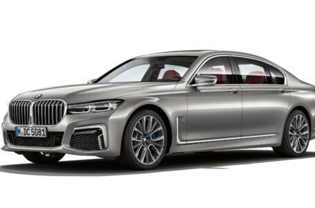 ราคา ตารางผ่อนดาวน์ BMW 730Ld sDrive M Sport ซีรีส์ 7