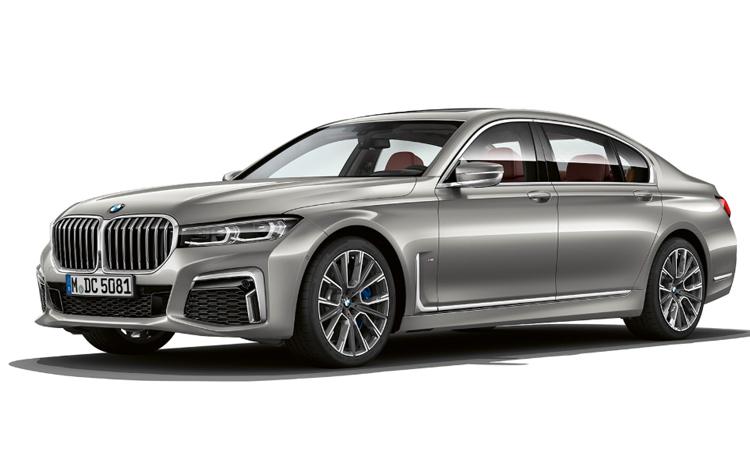 BMW 730Ld sDrive M Sport ซีรีส์ 7 ราคา 6,139,000 บาท