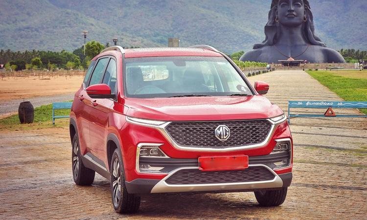 MG Hector 2020 เพิ่มทางเลือกด้วยเครื่องยนต์ดีเซล ทวินเทอร์โบ ในอินเดีย