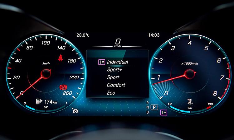เรือนไมล์ Mercedes-Benz C 200 Coupe' 2020