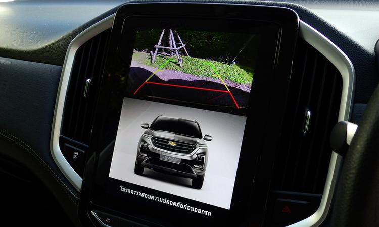 ระบบความปลอดภัย Chevrolet CAPTIVA 1.5 TURBO LS 5