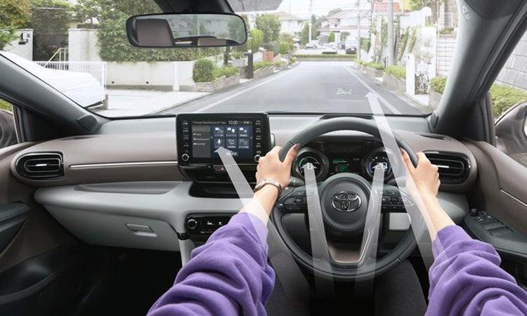 ระบบความปลอดภัย Toyota Yaris 2020