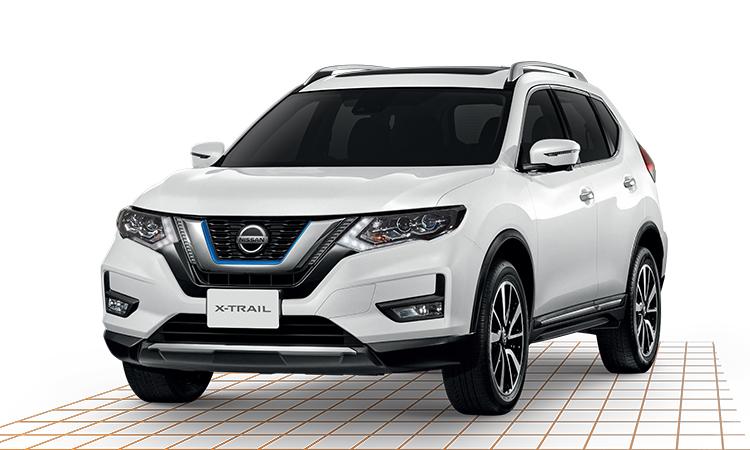Nissan X-Trail HYBRID Minorchange