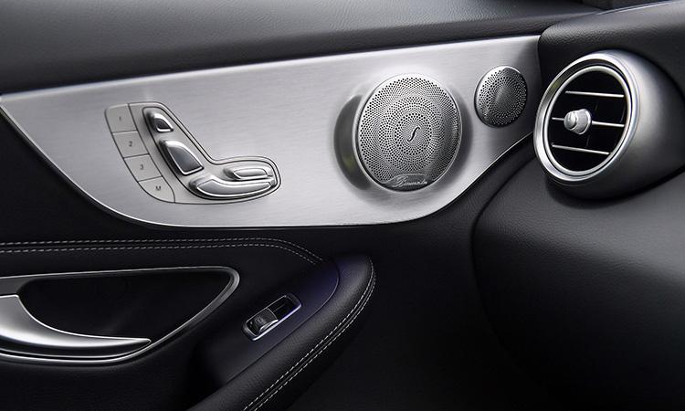 ที่ปรับเบาะ Mercedes-Benz C 200 Coupe' 2020