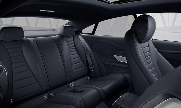 เบาะหลัง Mercedes-Benz E200 Coupé AMG Dynamic 2020