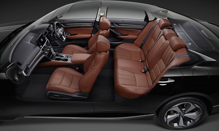 ด้านใน All NEW Honda Accord Gen10