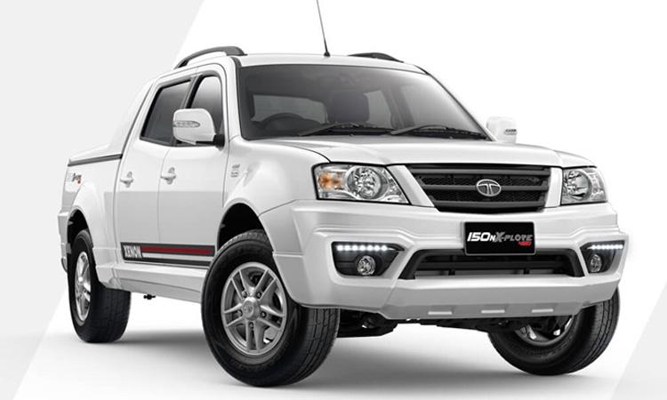 Tata Xenon รุ่น ดับเบิ้ลแค็บ 150 ขับเคลื่อน 4 ล้อ