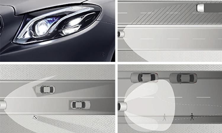 ระบบไฟอัตโนมัติ Mercedes-Benz E200 Coupé AMG Dynamic 2020