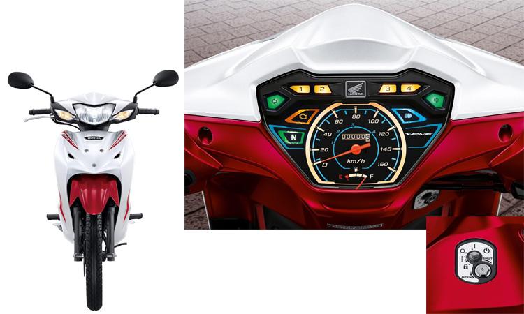 New Honda Wave110i 2020