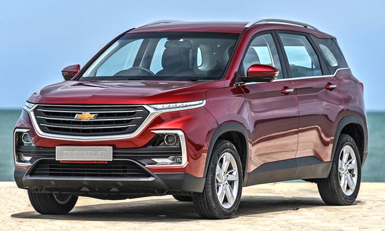 All NEW Chevrolet Captiva