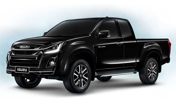 Isuzu D-max STEALTH Spacecab