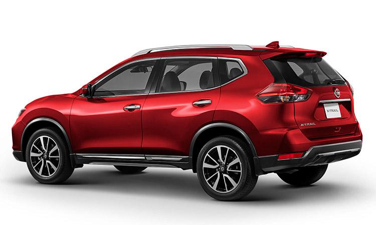 ภายนอก Nissan X-Trail HYBRID Minorchange