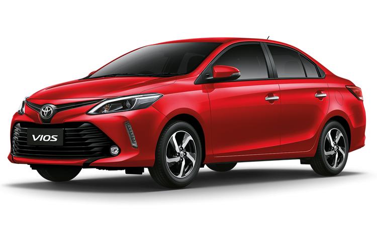 ซื้อวีออส วันนี้ รับฟรี ประกันภัยชั้น 1 (Toyota Care) พร้อมอัตราดอกเบี้ยพิเศษ 0.99%
