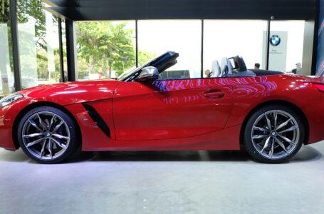 ALL-NEW BMW Z4 M40i ราคา 4,999,000 บาท