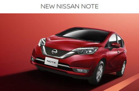 โปรโมชั่น NISSAN NOTE ประจำเดือนมกราคม 2563