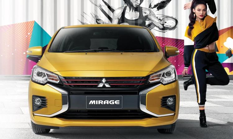 Mitsubishi Attrage และ Mitsubishi Mirage