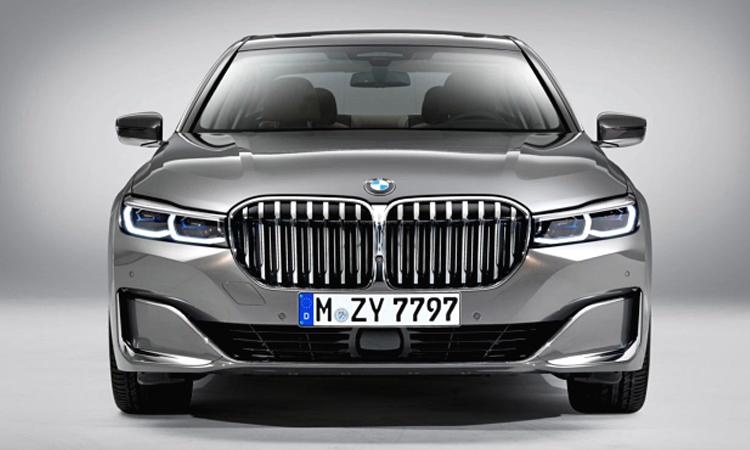 New BMW 745Le xDrive M Sport