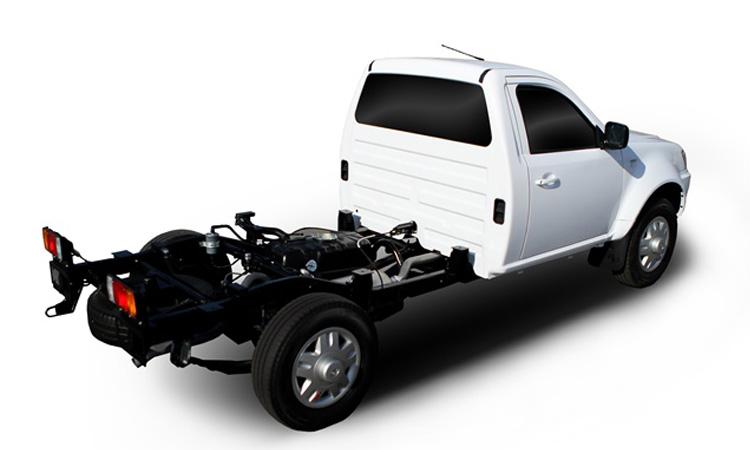 Tata Xenon 2020 รุ่น แชสซีส์แค็บ
