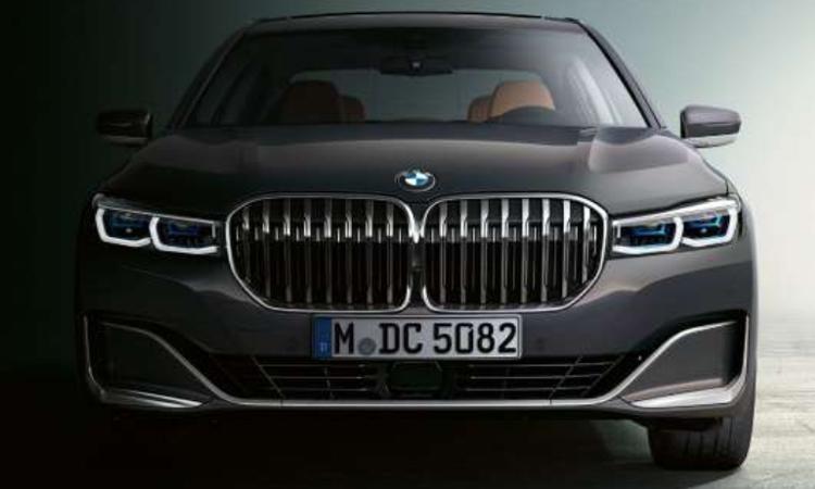 กระจังหน้า BMW 730Ld sDrive M Sport