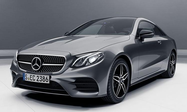 Mercedes-Benz E200 Coupé AMG Dynamic 2020 สีเทา