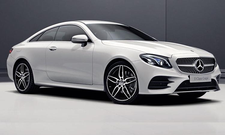 Mercedes-Benz E200 Coupé AMG Dynamic 2020 สีขาว