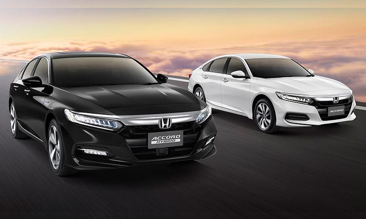 All NEW Honda Accord Gen10