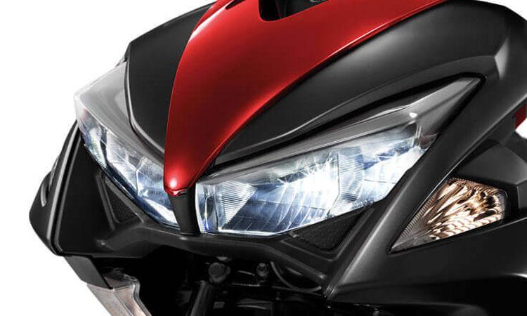 ไฟหน้า Yamaha Aerox 155