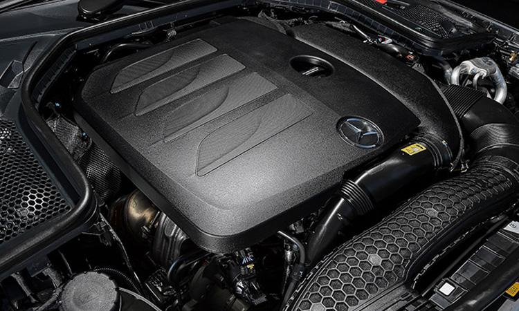 เครื่องยนต์ Mercedes-Benz C 200 Coupe' 2020
