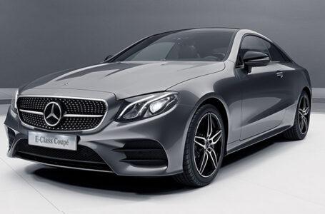 ราคา ตารางผ่อนดาวน์ Mercedes-Benz E200 Coupe' AMG Dynamic 2020-2021