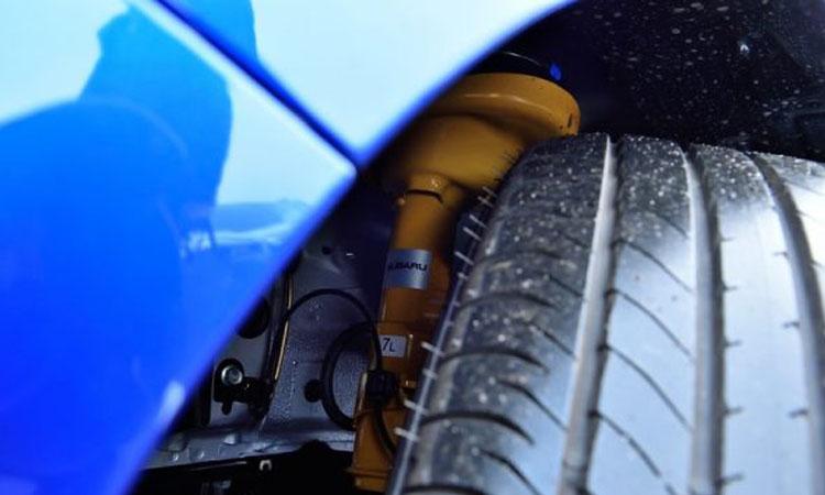 ช่วงล่าง Subaru Revogue 2.0GT EyeSight V-SPORT