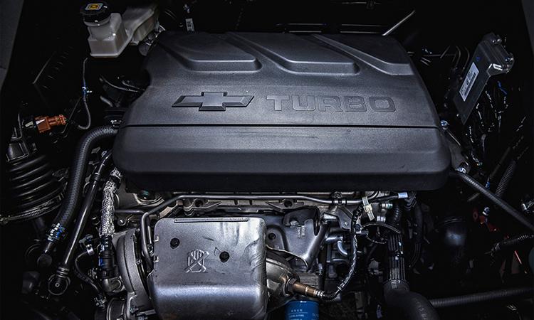เครื่องยนต์ Chevrolet CAPTIVA 1.5 TURBO LS 5
