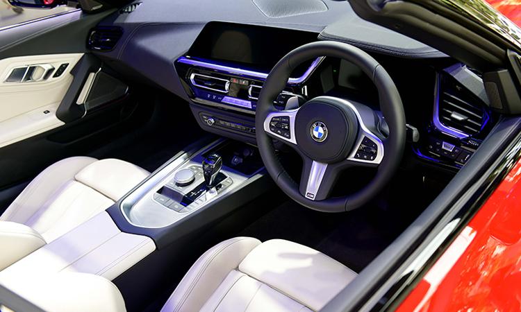 ภายใน BMW Z4 M40i