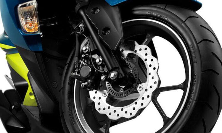 โชคหน้า Yamaha Aerox 155