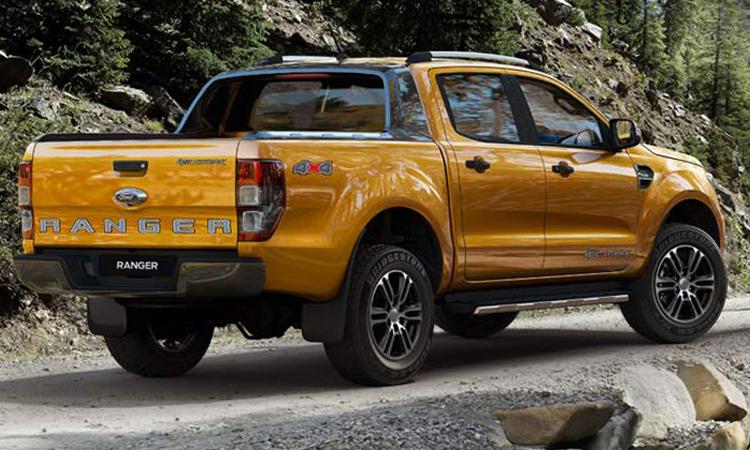 Ford Ranger Wildtrak 2.0 Bi-Turbo 4WD