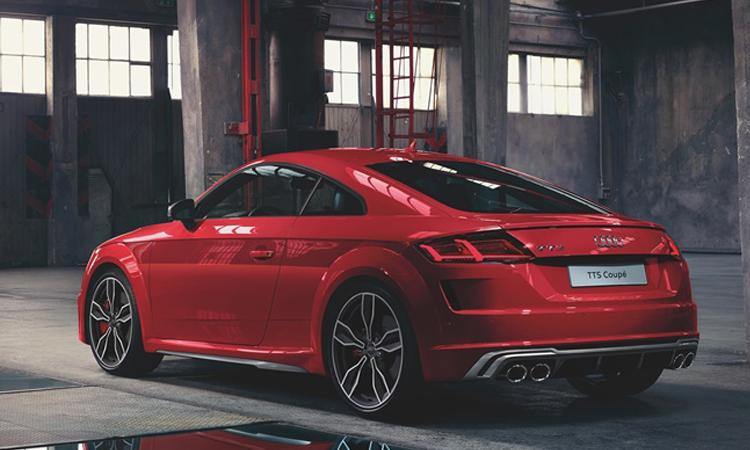 Audi TTS Coupe quattro