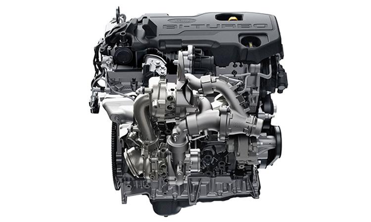 """เครื่องยนต์ Diesel 2.0 EcoBlue """"Bi-Turbo"""""""