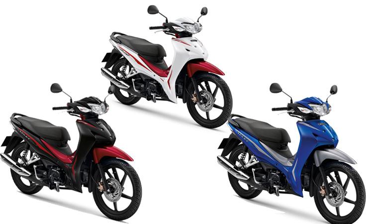 Honda Wave110i 2020 รุ่นล้อแม็ก