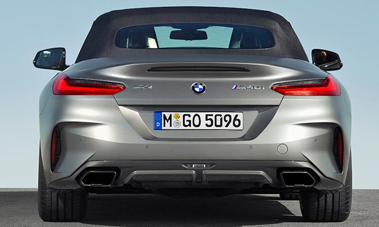 ท้าย BMW Z4 sDrive30i M Sport / M40i (G29)