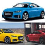 Audi TT 3 รุ่นย่อย ราคา และตารางผ่อน/ดาวน์