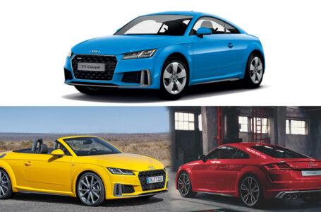 รวมราคา ตารางผ่อนดาวน์ Audi TT 3 ปี 2020-2021