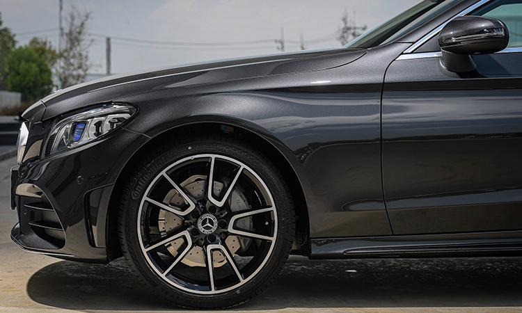 ล้อ Mercedes-Benz C 200 Coupe' 2020