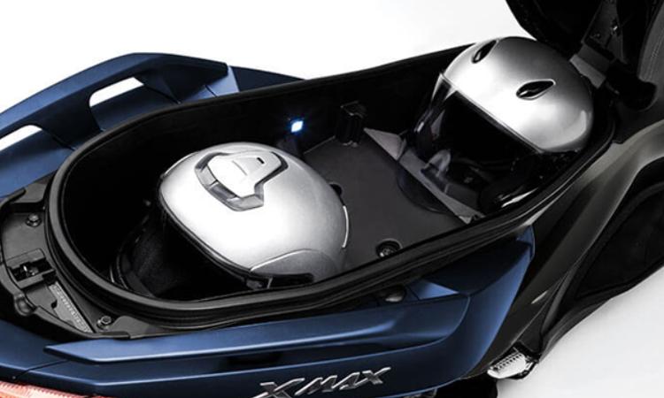 ยูบล็อก Yamaha XMAX 300