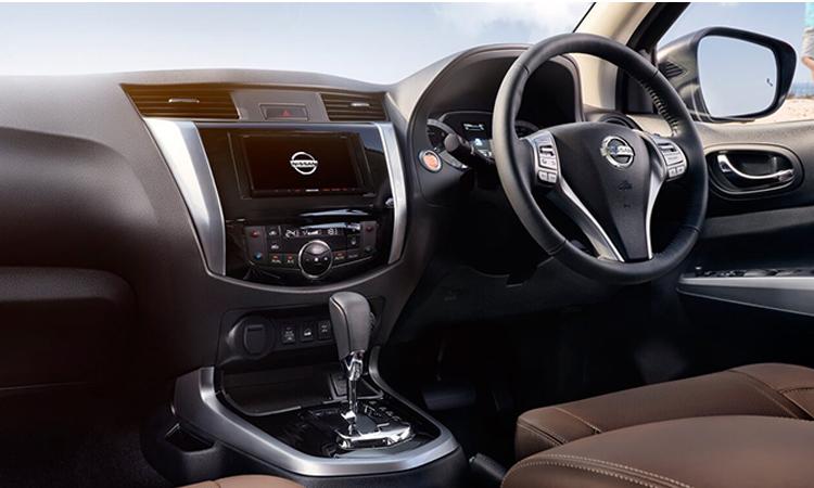 ภายใน Nissan TERRA