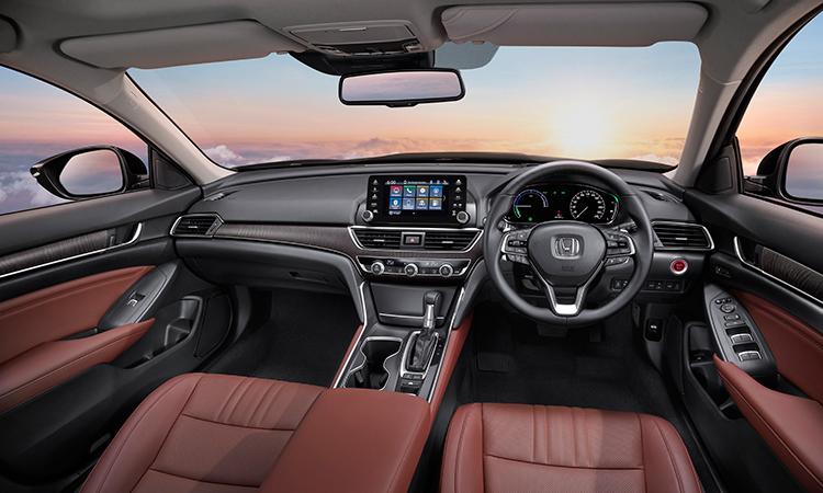 ภายใน All NEW Honda Accord Gen10