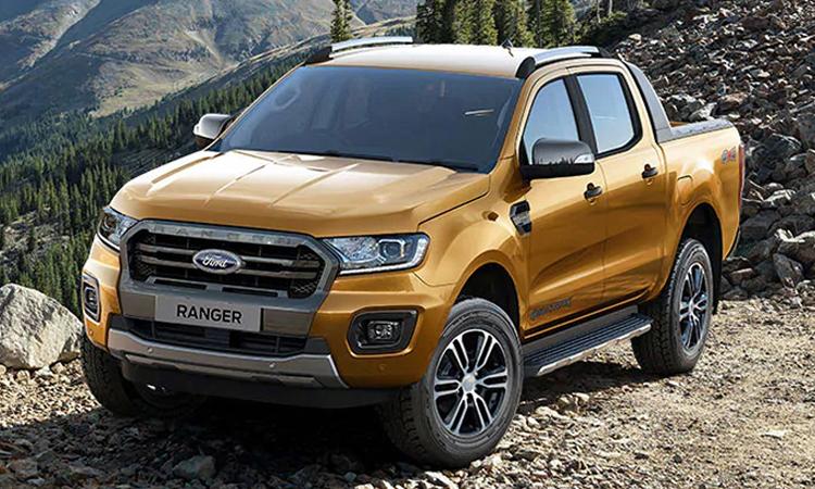 โปรโมชั่นราคาพิเศษ Ford Ranger Wildtrak 2.0 Bi-Turbo 4WD มอบส่วนลด 108,000 บาท