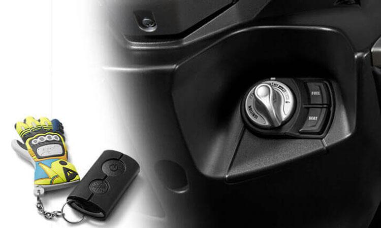 กุญแจ Yamaha Aerox 155