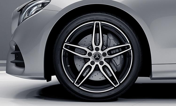 ล้อ Mercedes-Benz E200 Coupé AMG Dynamic 2020