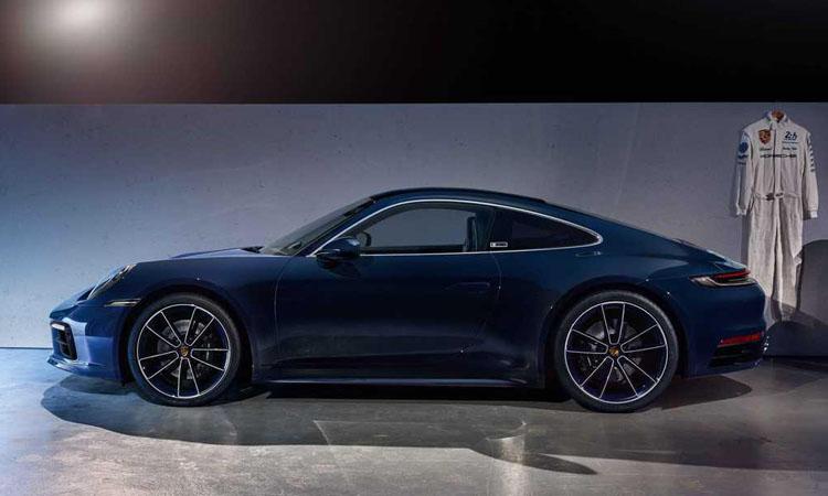 Porsche 911 Belgian Legend Edition 2020