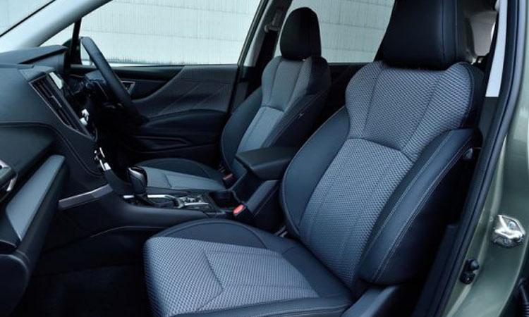 ภายใน Subaru Foreste X-Edition